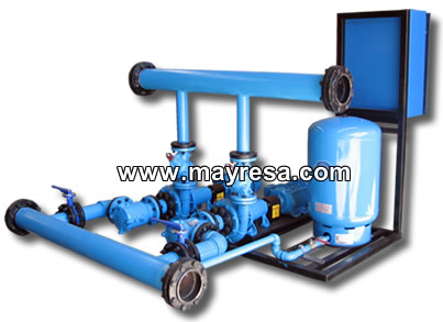 equipos hidroneumaticos sistemas hidroneumaticos